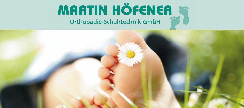 Martin Höfener Orthopädie Schuhtechnik   Bielefeld App